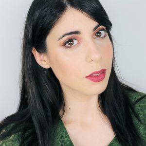 Maquillaje de primavera con la paleta Daydream eyeshadow palette de Urban decay x Kristen Leanne