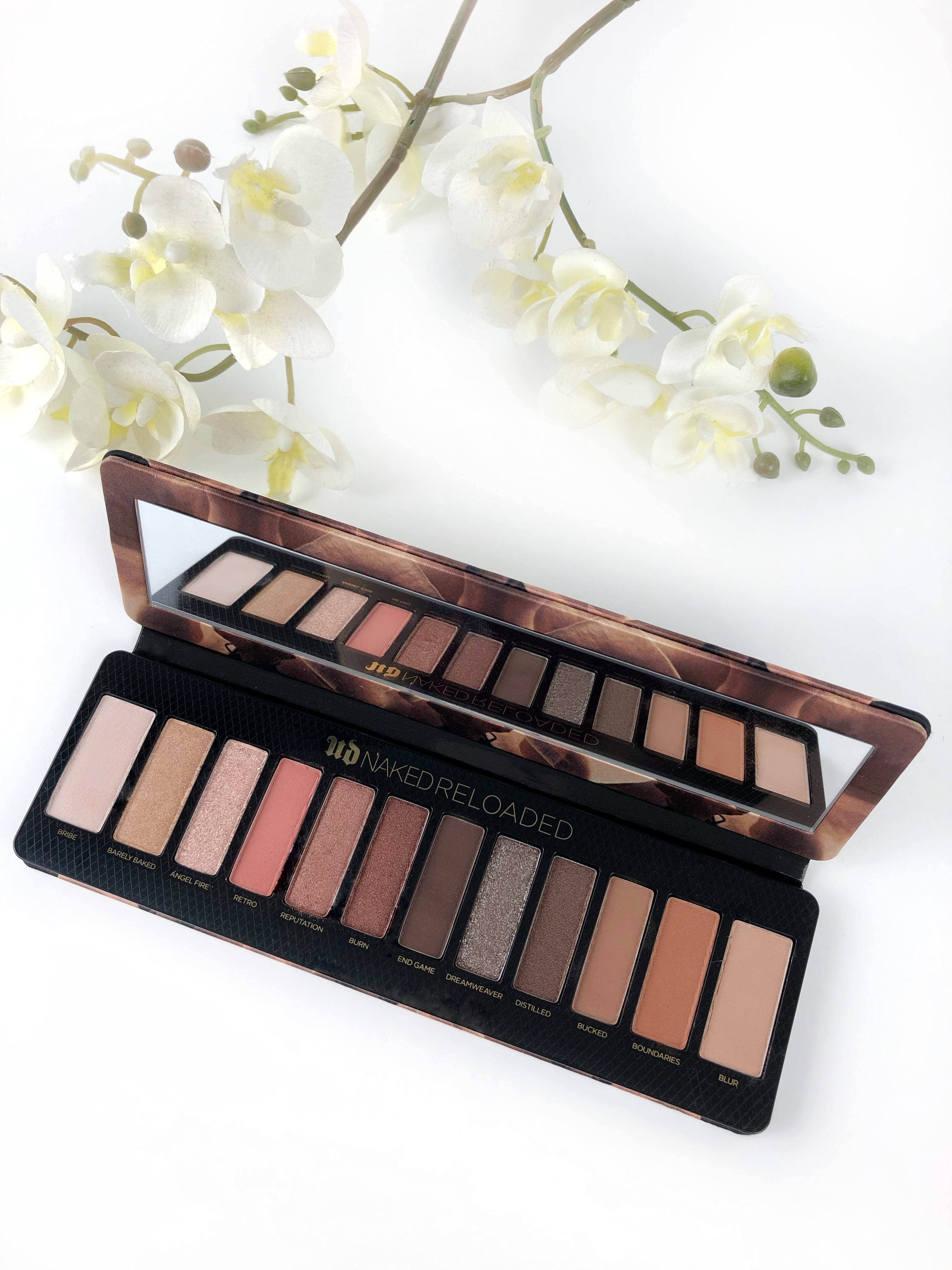 NAKED RELOADED Urban Decay – Opinión y Maquillaje