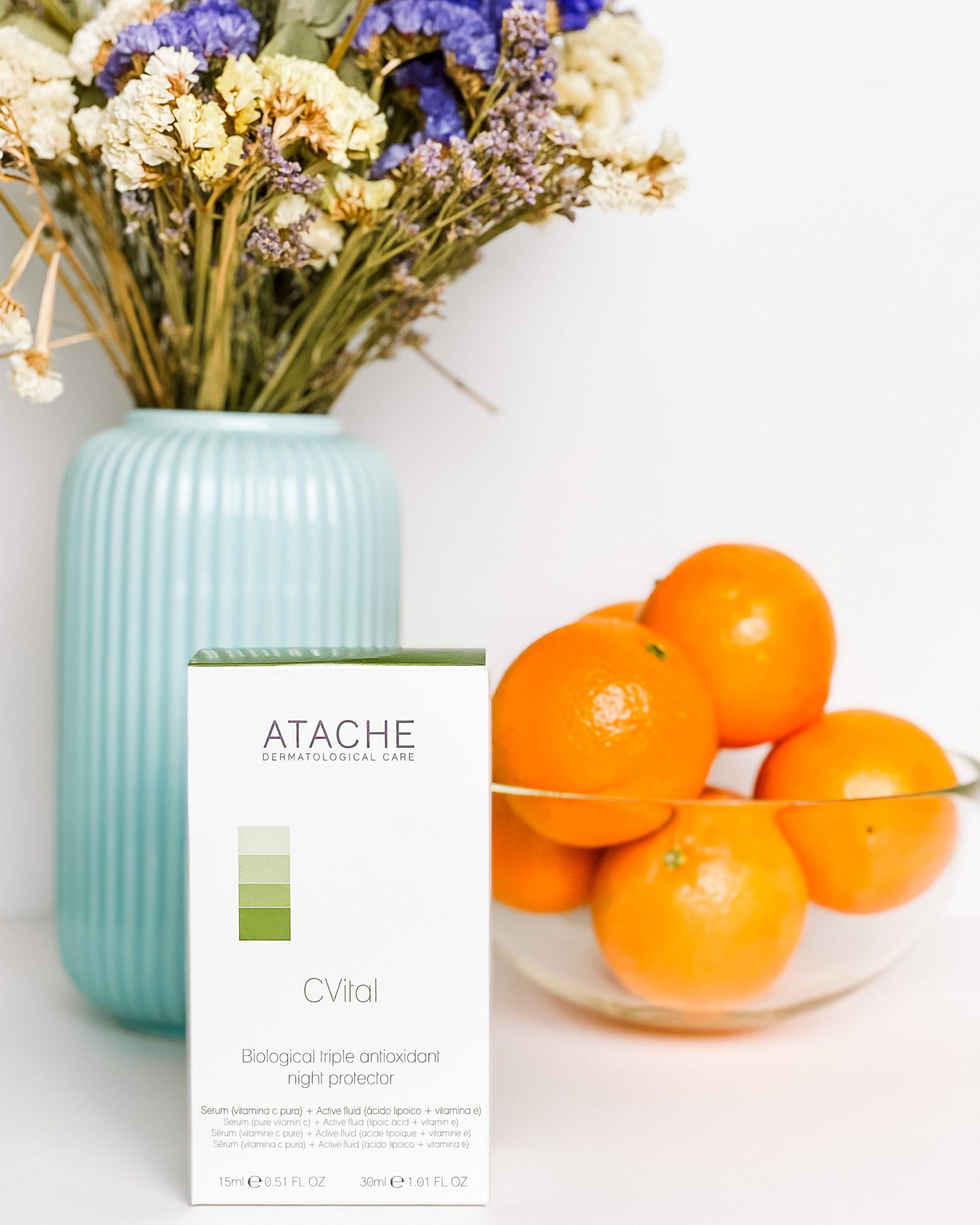 La Vitamina C en salud y cosmética